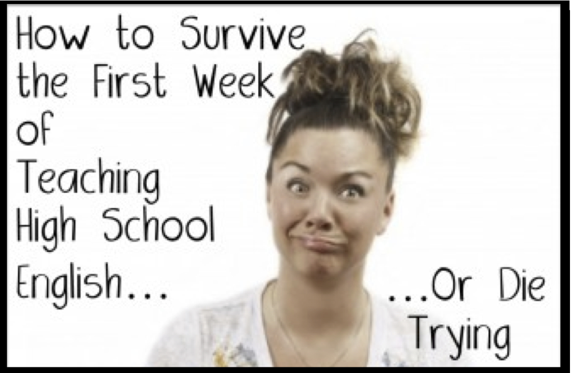 Web Image - How To Survive First Week Teaching English