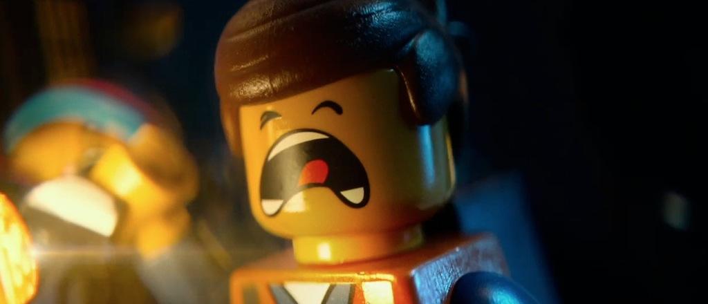 Lego Movie Screaming