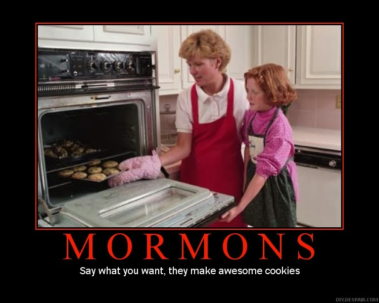 I want to know all about the Mormon religion?