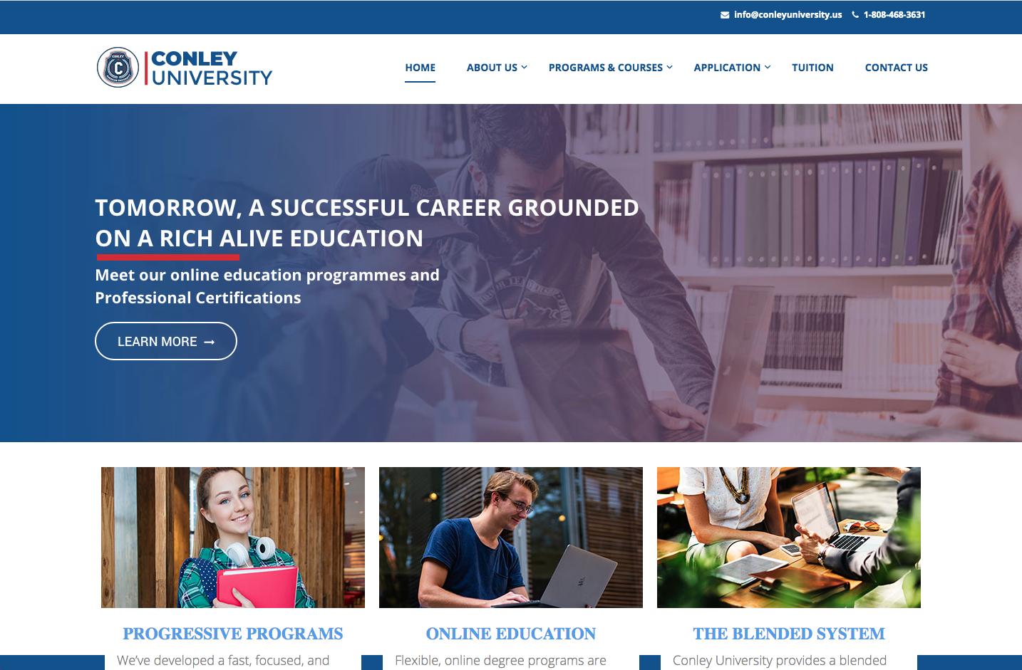 Conley University